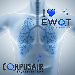 Corpusair zuurstoftherapie EWOT is een doorbraak die effectief, praktisch en betaalbaar is.