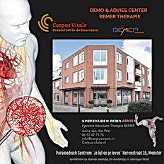 Demo&advies Center BEMER therapie