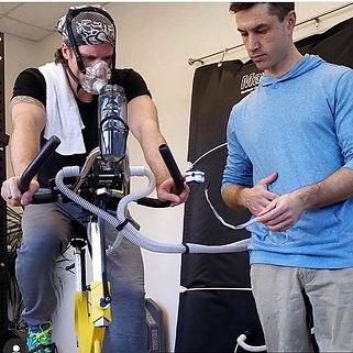 Sneller herstel en meer energie met tijdens het sporten 15 minuten EWOT Zuurstoftherapie.