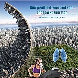 ONTSTEKINGSREMMENDE ZUURSTOFTHERAPIE  super relevant tijdens pandemie