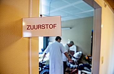Zuurstoftherapie werkt voor coronavirus patiënten