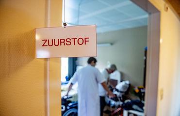 EWOT zuurstoftherapie voor betere conditie en herstel.
