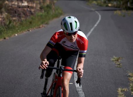 Denise Schindler: wereldkampioen Para Cycling sport ambassadeur voor BEMER Int. AG
