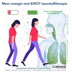 Meer energie, ondersteunt klachten fibromyalgie, reuma, ontstekingsremmende zuurstoftherapie helpt!