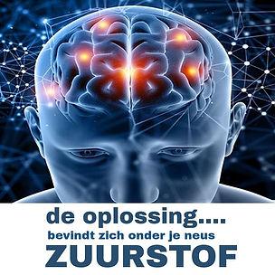 Ontstekingen in de hersenen als gevolg van coronoa, zuurstoftherapie EWOT ondersteunt herstel na covid-19.