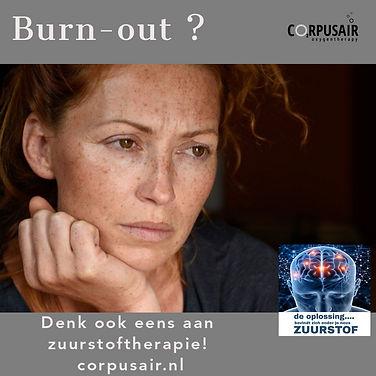 Burn-out of chronisch moe? Zuurstoftherapie EWOT ondersteunt herstel