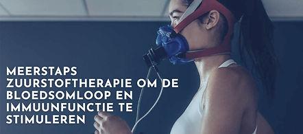 EWOT zuurstoftherapie bevordert de bloedsomloop