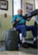 Trainen met zuurstof kan gewoon thuis ongeacht leeftijd of conditie.