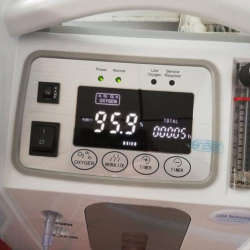 EWOT 5 LITER privé zuurstofconcentrator