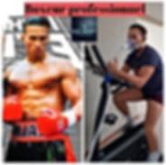 Professionale boksers gebruiken ook EWOT zuurstof