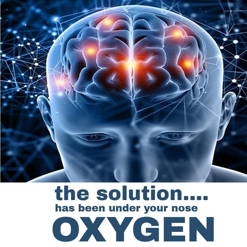 De opname van zuurstof in het lichaam veilig verhogen in alle weefsels, organen en de hersenen kan een grote bijdrage leveren aan preventie en herstel van gezondheid.
