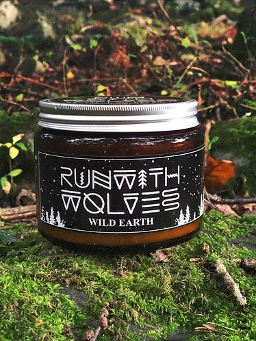 Wild Earth | natural soy candle from