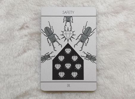 Nine of Diamonds (Safety)