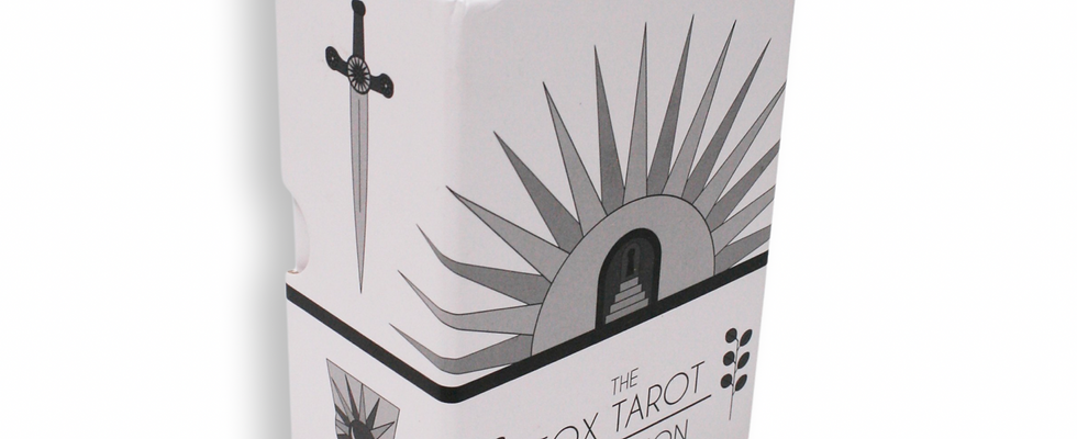 The Fox Tarot: Pips Edition + Guidebook