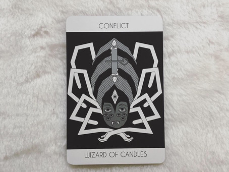 Wizard of Candles (Conflict)