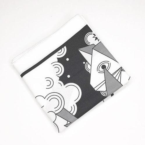 CAT MAT Tarot Cloth (100% Cotton)