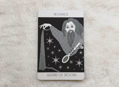 Wizard of Spoons (Recharge)
