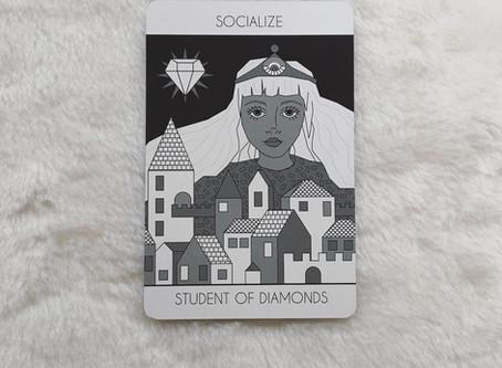 Student of Diamonds (Socialize)