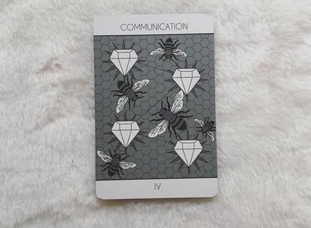Four of Diamonds (Communication)