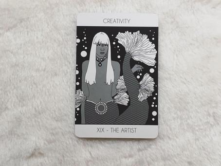 XIX - The Artist (Creativity)