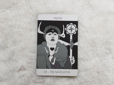 XX - The Navigator (Vision)