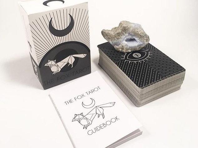 The Fox Tarot Gift Box   thefoxtarot