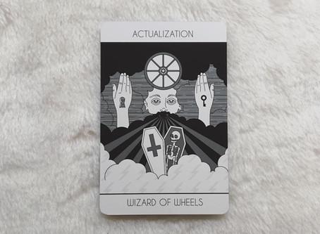 Wizard of Wheels (Actualization)