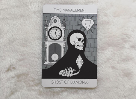 Ghost of Diamonds (Time Management)