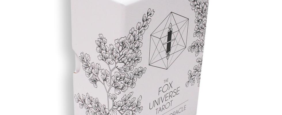 PREORDER! The Fox Universe Tarot: A Self Care Oracle