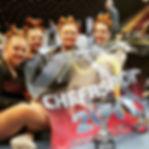 National Champions Superstars Cheerleading, Stunt and Dance Berkshire Welsh Nationals 2017 CheerSport Wales
