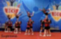 Superstars Supreme Scale Prep Level Libs for Level 2 cheerleading