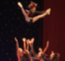 Superstars Cheerleading and Dance at BCA Nationals Competition 2015
