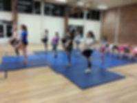 Reading Cheerleading Superstars work with schools to offer classes, clubs and tasters of cheer, dance, stunt and tumble