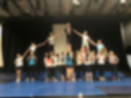 Classes, Clubs and Taster Days with Superstars Cheerleading, Dance, Stunt and Tumble