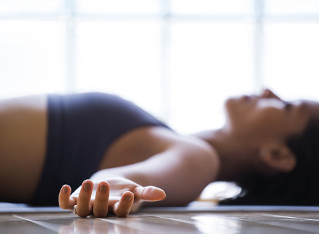 Re-conéctate: unha técnica de consciencia e relaxación en casa