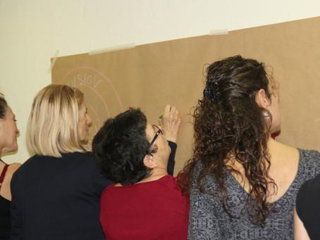 Mujeres cuidadoras: una experiencia en movimiento