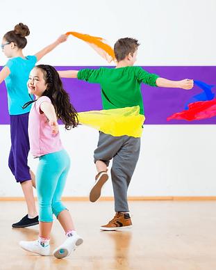 clases baile niños coruña