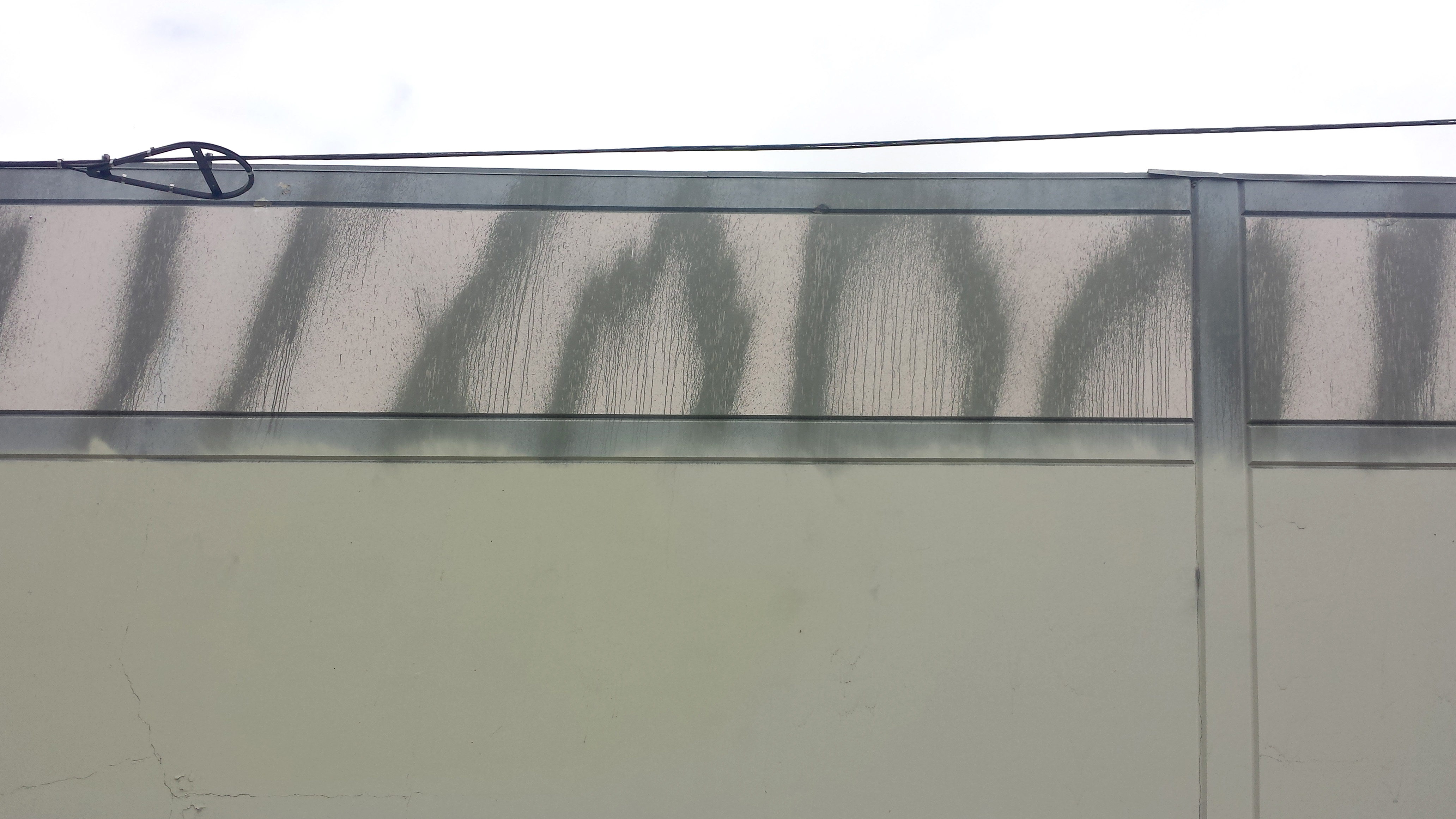 20171101_123230.Wall Top with Hosed on Paint