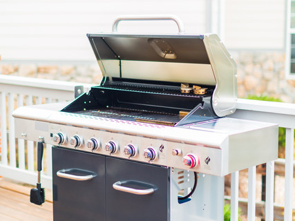 Stand Alone Gas Grills