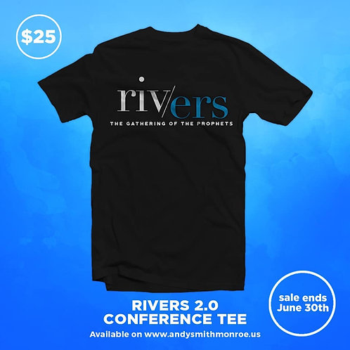 Rivers 2.0 Conference T-Shirt