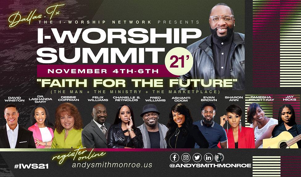 I-Worship Summit Official Postcard NEW.j