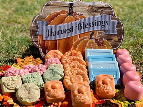 Autumn Soap Collection