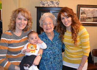Grandma's Super Corn Fritters
