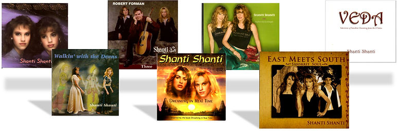 Shanti Shanti Album Collection.jpg