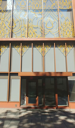 Rear Terrace Entry