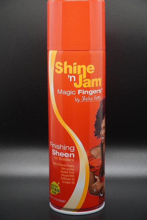 SHINE 'N JAM® MAGIC FINGERS™ FINISHING SHEEN FOR BRAIDERS