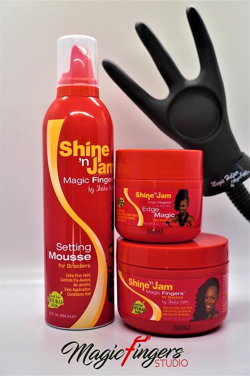 Magic Fingers Starter Kit