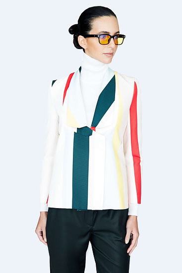 Stallion Striped Jacket