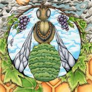 Bee-utiful Vineyards.