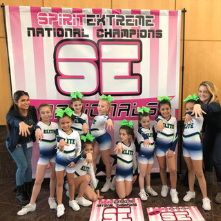 East Coast Elite Mini Team